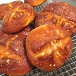 Pretzel Bun Recipe