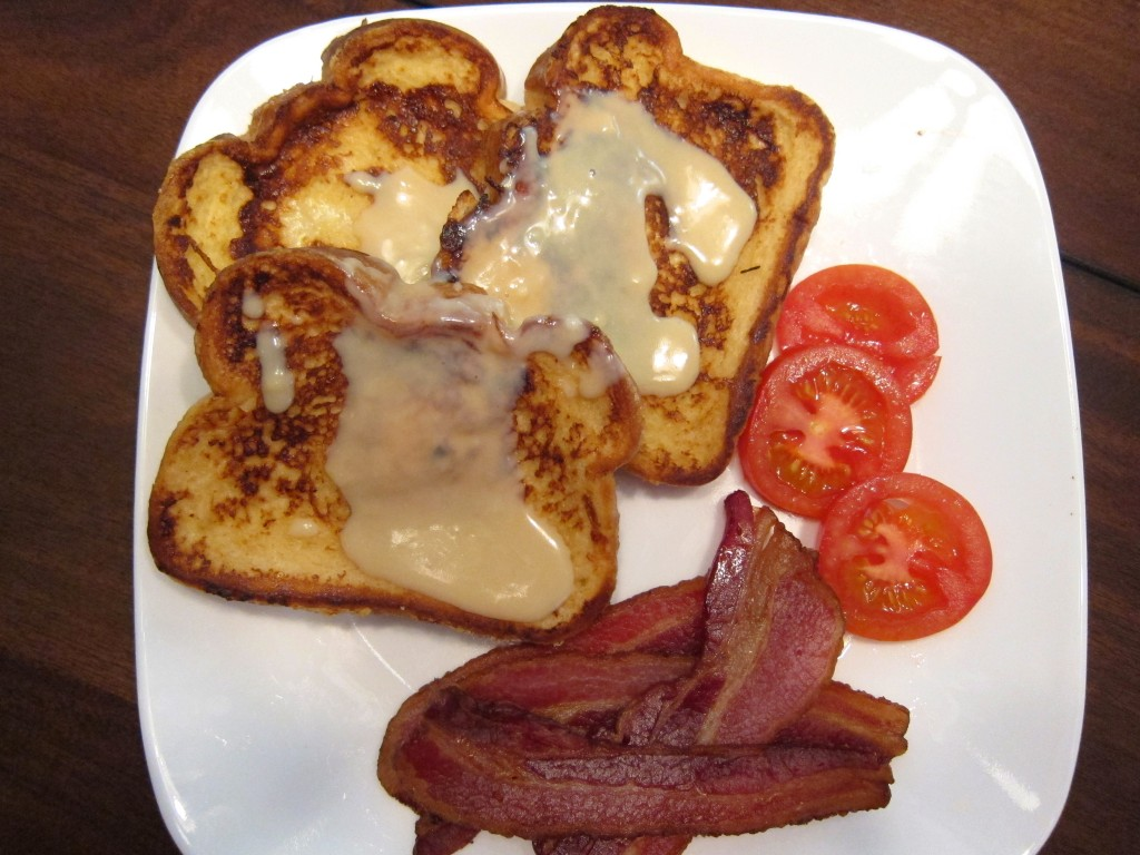 Brunching at Home- Bailey's French Toast