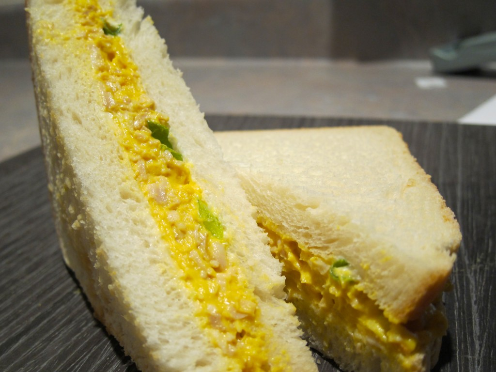 creative egg salad
