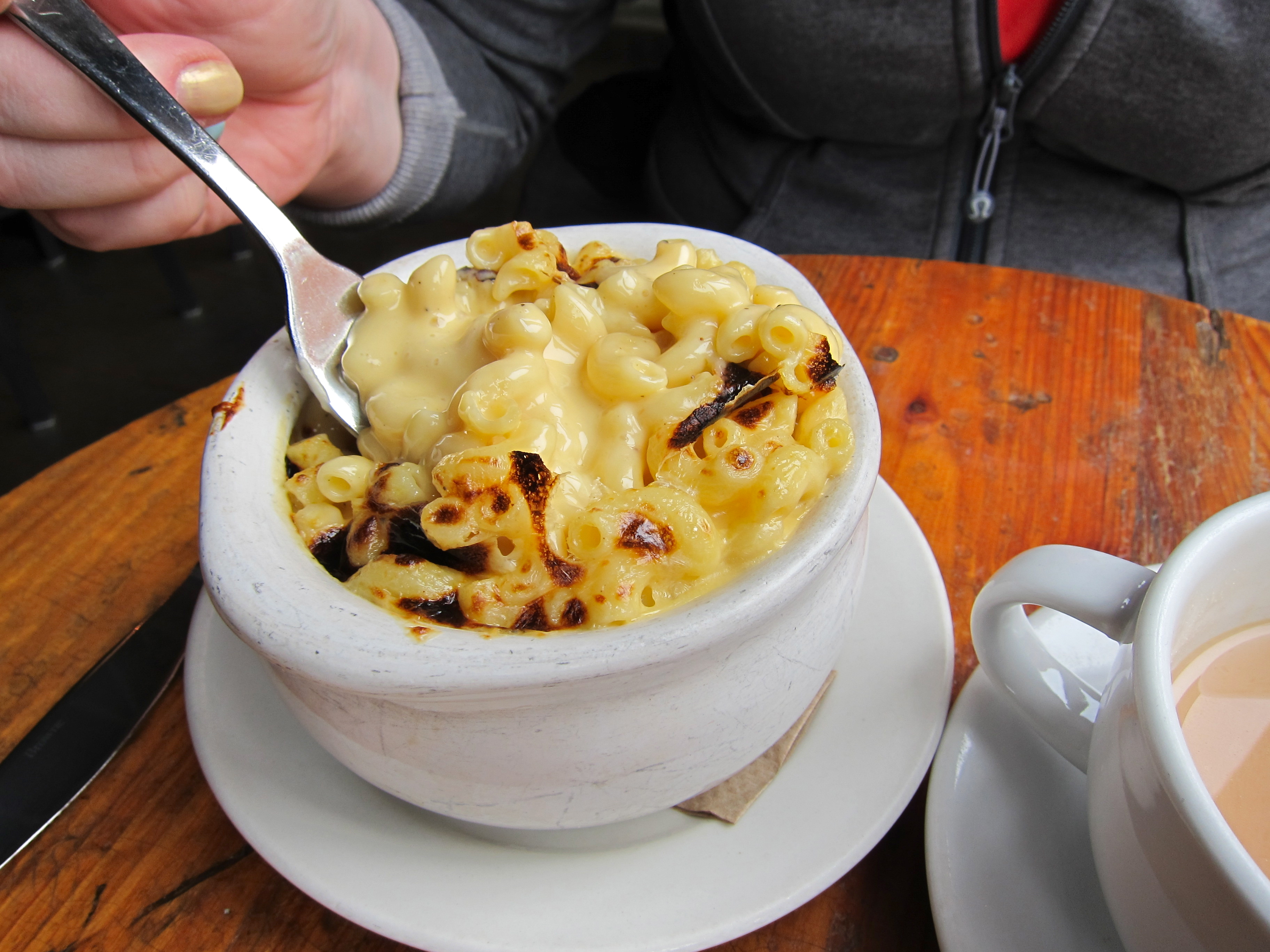 Eating Chicago: Mindy's Hot Chocolate