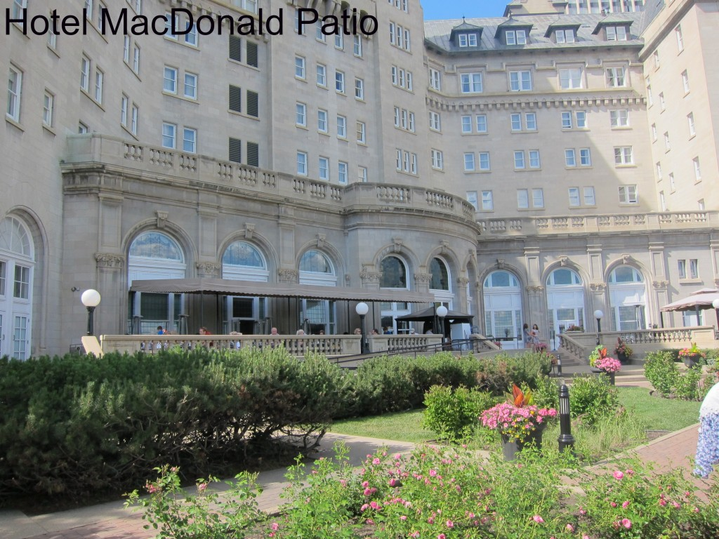 Hotel Mac Patio