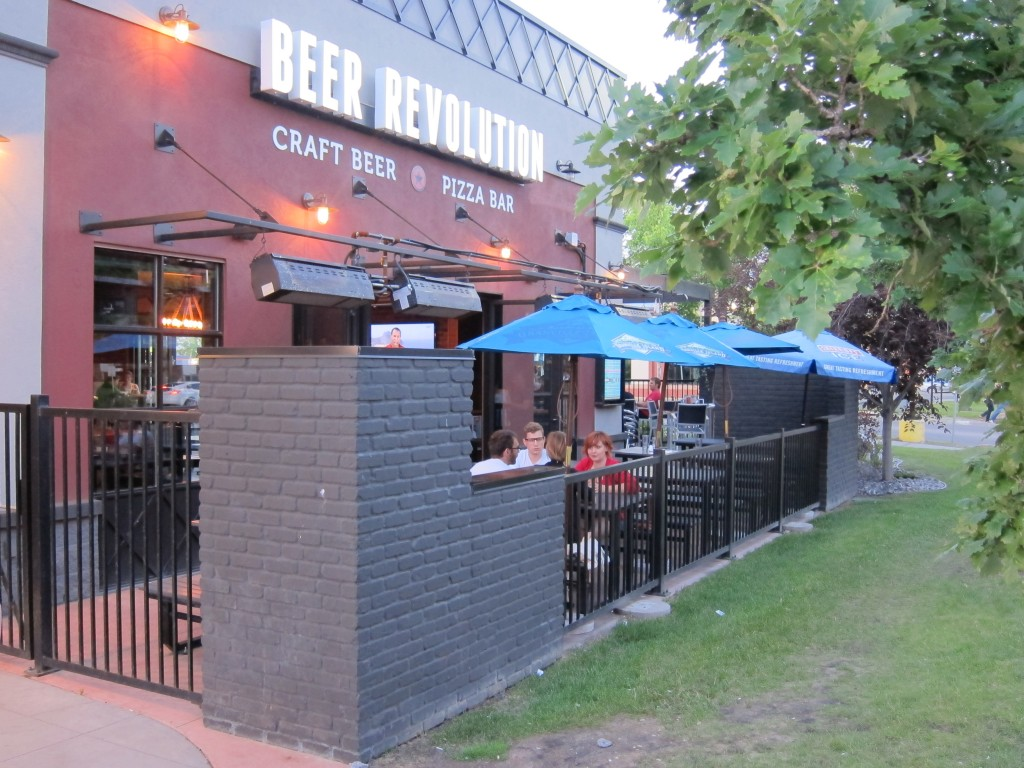 Beer Revolution Patio