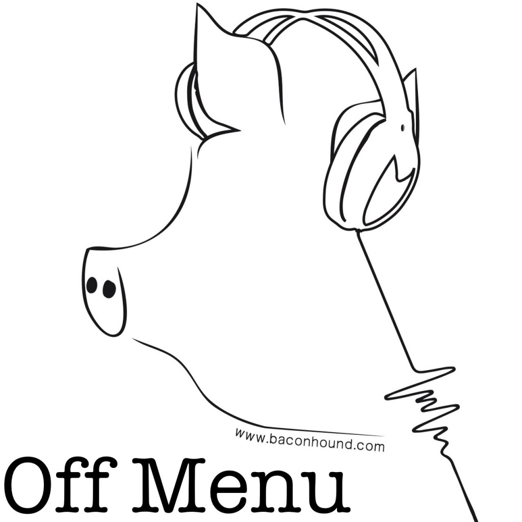 Off Menu Podcast Episode 1- Corso 32's Ben Chalmers