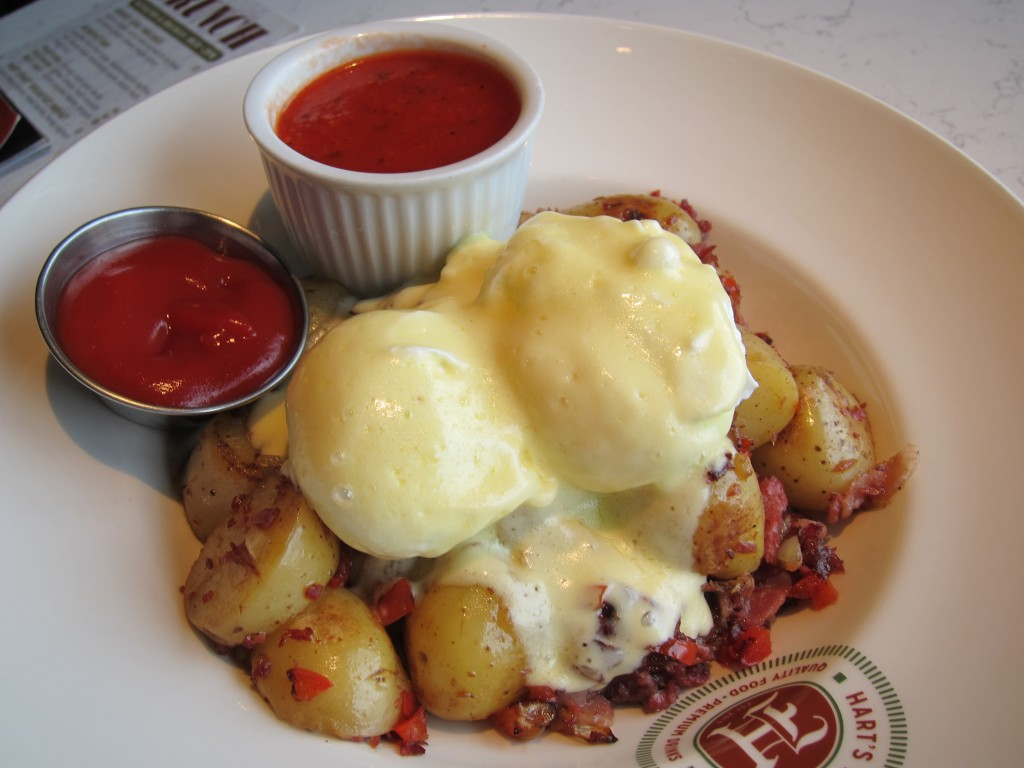 Hart's Table Corned Beef Hash