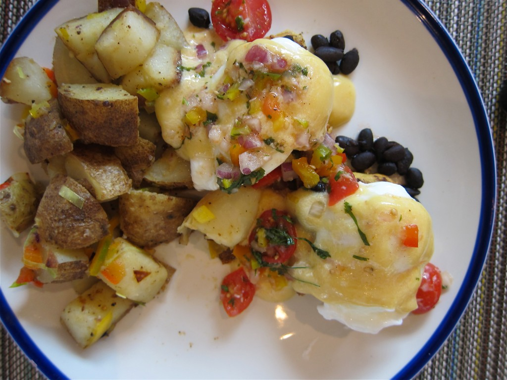 Workshop Eatery Huevos Benedicto
