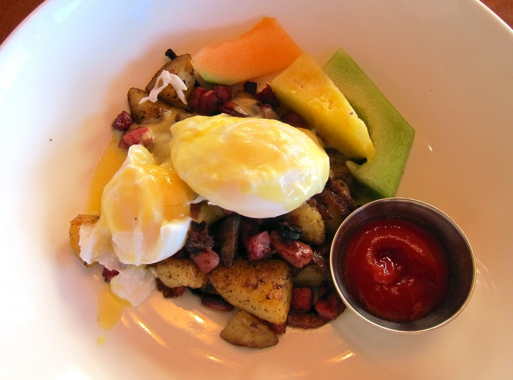 The Pines Corned Beef Hash