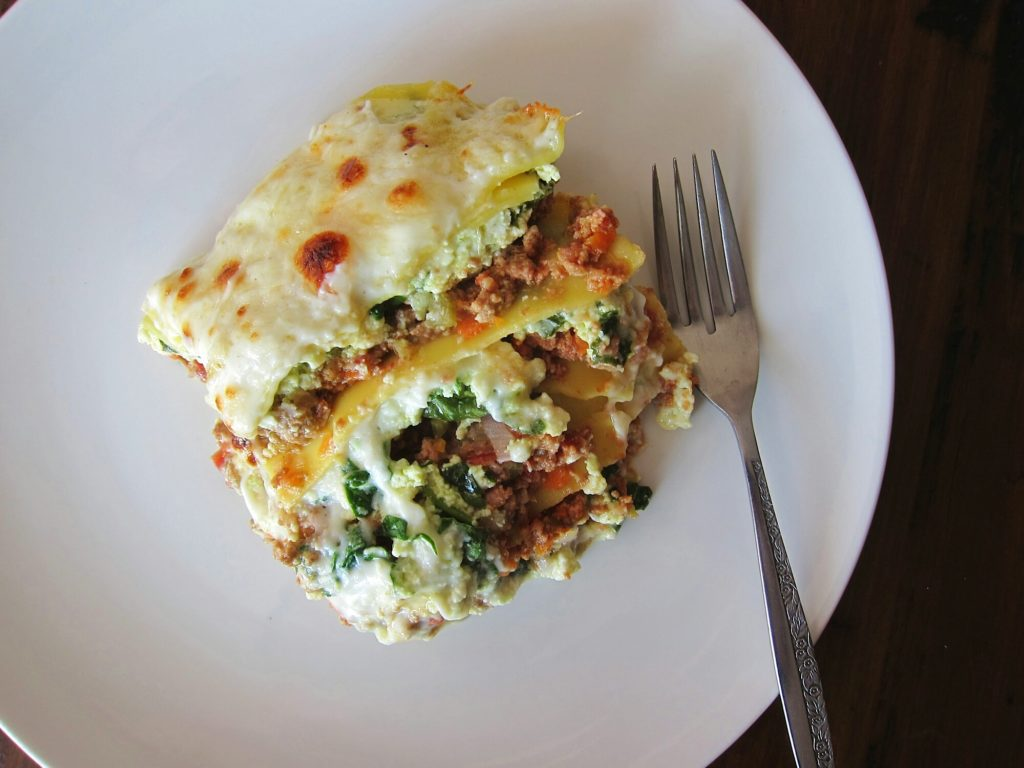 The Community Table Project – Love-filled Lasagne