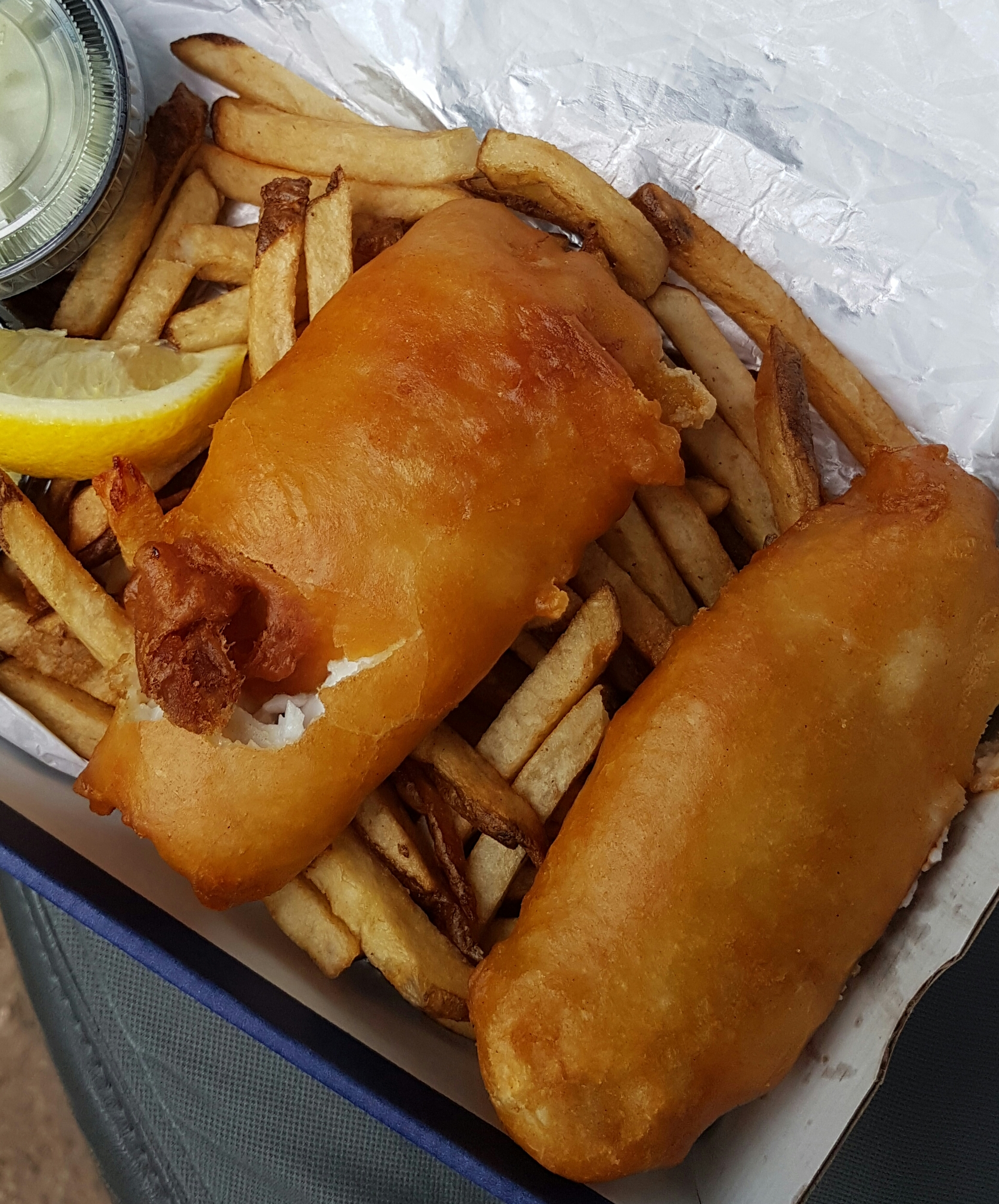 The Fish Place - Fort McMurray