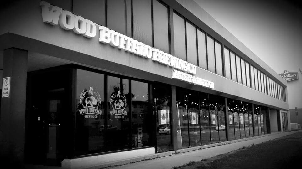 Photo credit - Wood Buffalo Brewing Company