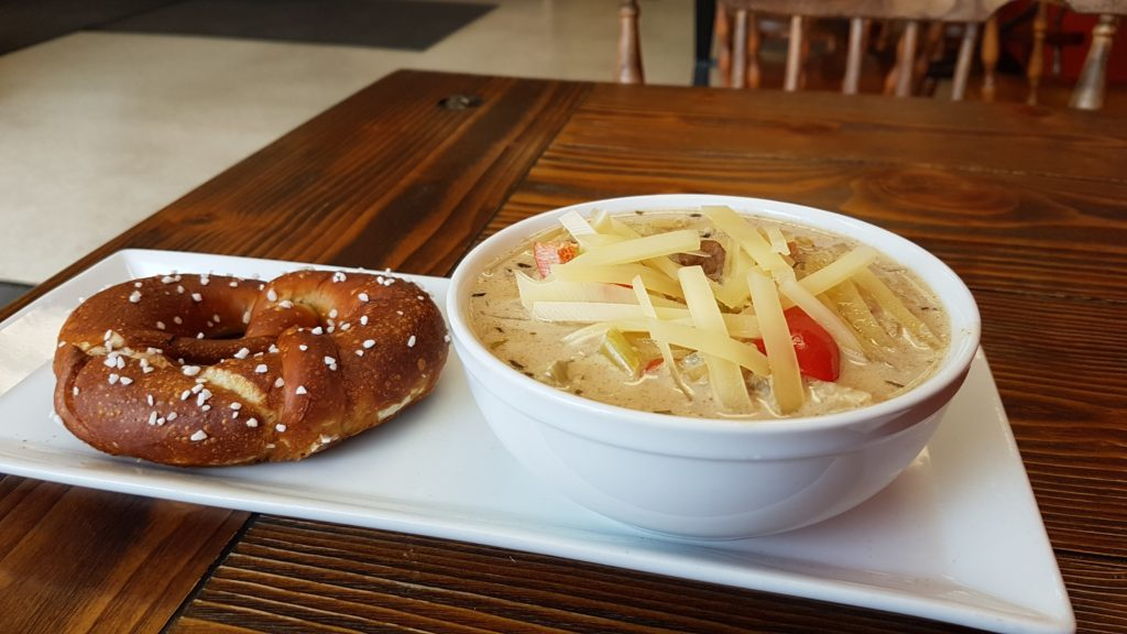 Talking Edmonton's Best Soups on CBC Edmonton AM