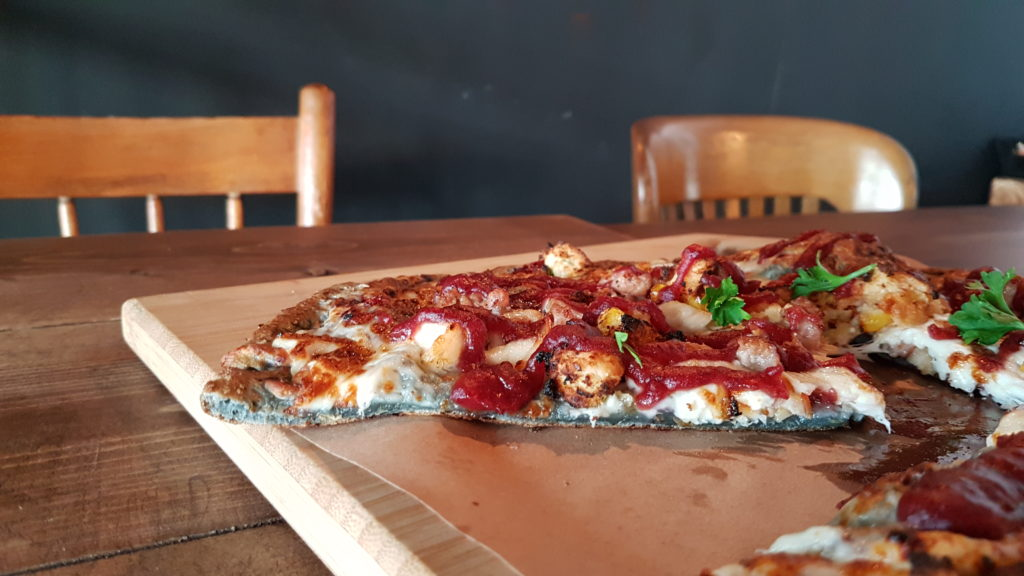 Pizza Review – Town Square Brewing