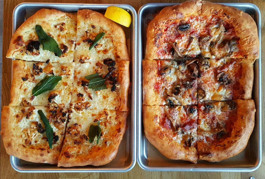 Edmonton Has A New Pizza Champ, And It's a Cafe